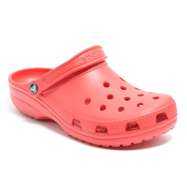 Rot Crocs Cayman Red