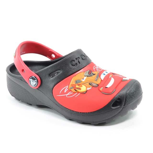 Schwarz,Rot Crocs McQueen