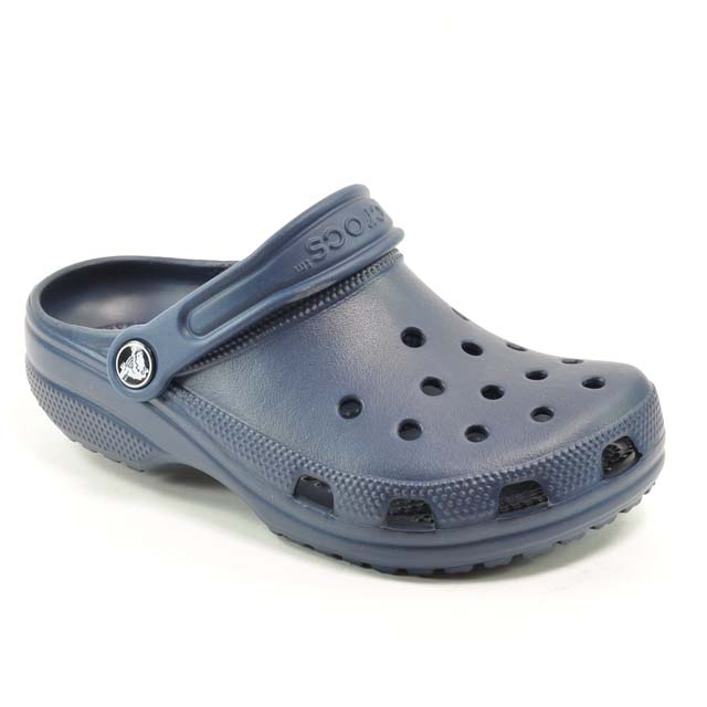 Blau Crocs Classic Kids Navy