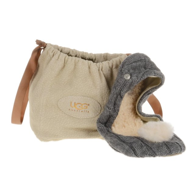 Grau UGG Australia Nightengale