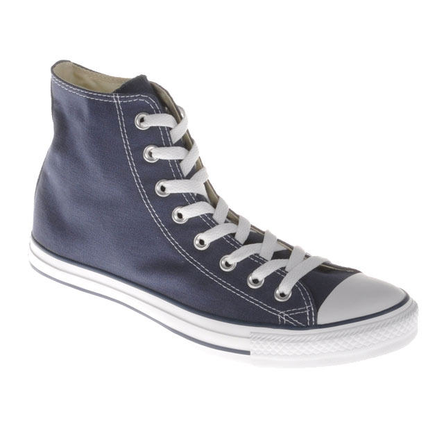 Image of Converse All Star Hi Navy Grösse 44.5 Damen