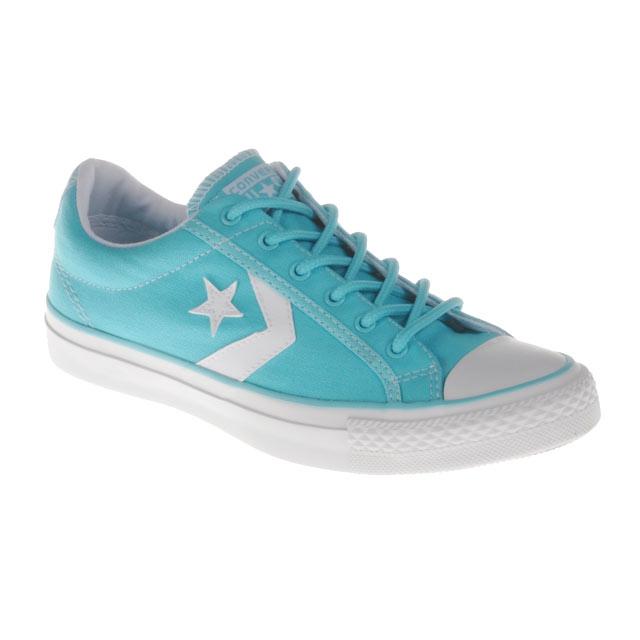 Blau Converse Star Player EV Ox