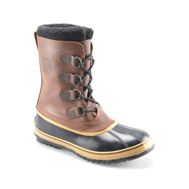 Braun Sorel Boots 1964