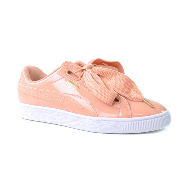 Puma W's Basket Heart Patent Taille 42   Femmes