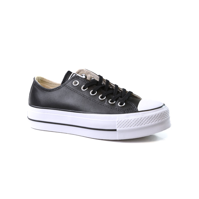 Converse Chuck Taylor All Star Lift Clean Ox Leather Taille 38   Femmes