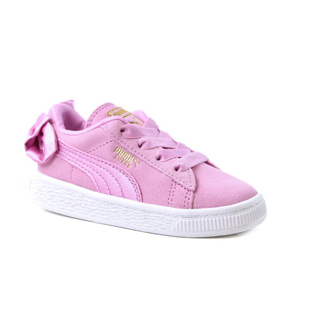 Puma Suede Bow Ac Inf Taille 25   Enfants