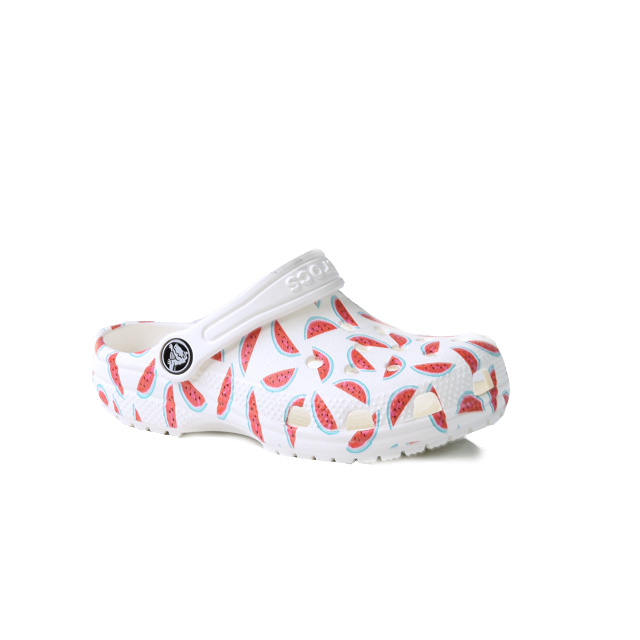 Crocs Classic Seasonal Graphic Clog Taille 33   Enfants