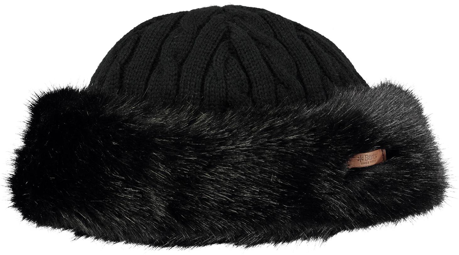 Image of Barts Fur Cable Bandhat Grösse Einmalige Grösse Damen