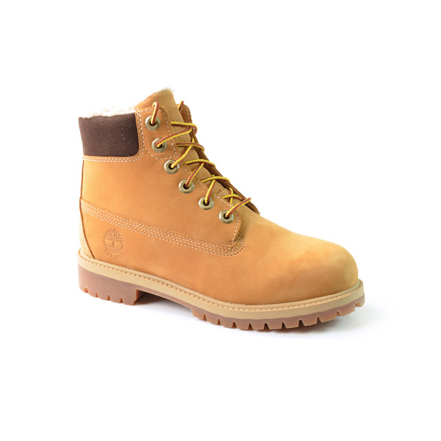 Image of Timberland 6-Inch Premium Shearling Lined Grösse 34 Kinder
