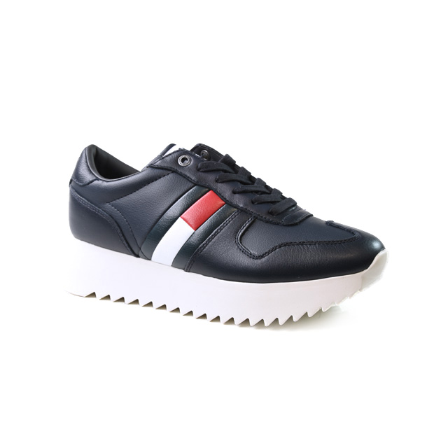 Tommy Hilfiger High Cleated Sneakers Taille 36   Femmes