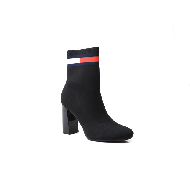Tommy Hilfiger Sock Heeled Boot Taille 41   Femmes