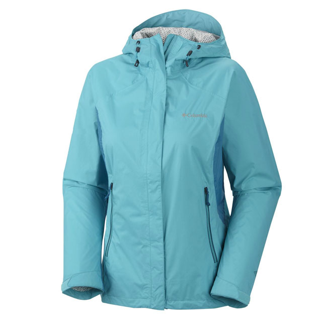 Blau Columbia Rainstormer Jacket