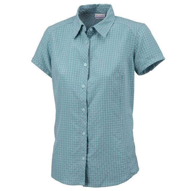 Blau Columbia Surviv-Elle II Shirt