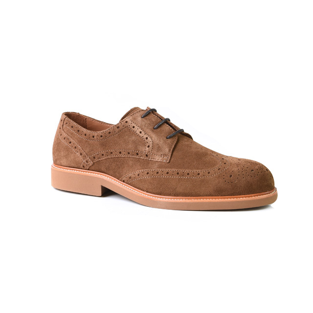 Hackett Chino Suede Brogue Taille 45   Hommes