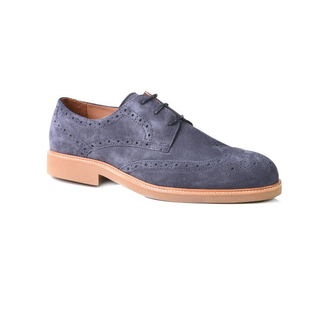 Hackett Chino Suede Brogue Taille 43   Hommes