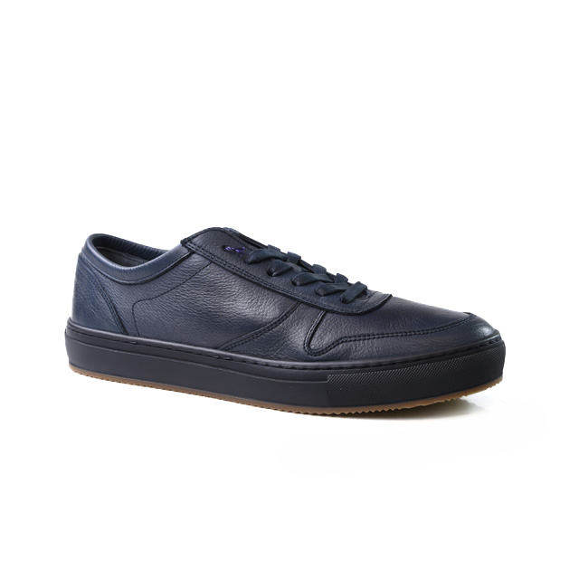 Tommy Hilfiger Pebbled Leather Low Taille 44   Hommes