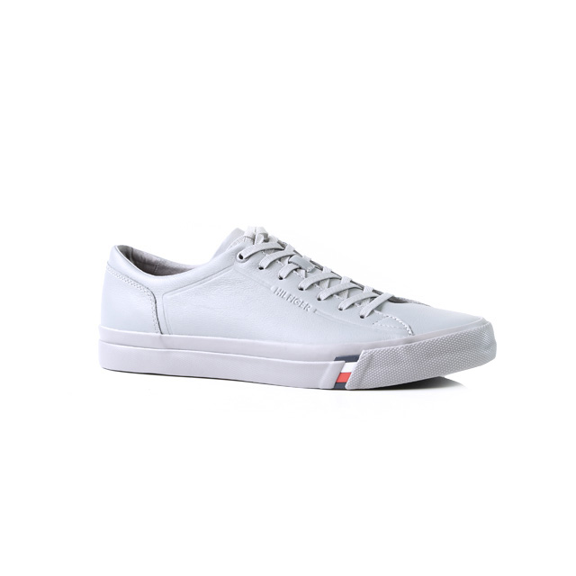 Tommy Hilfiger Corporate Leather Sneaker Taille 44   Hommes
