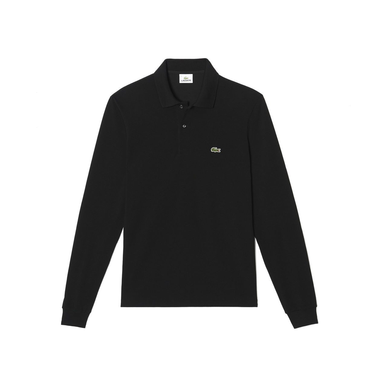 Image of Lacoste M's Polo Manches Longues Grösse 3 Herren