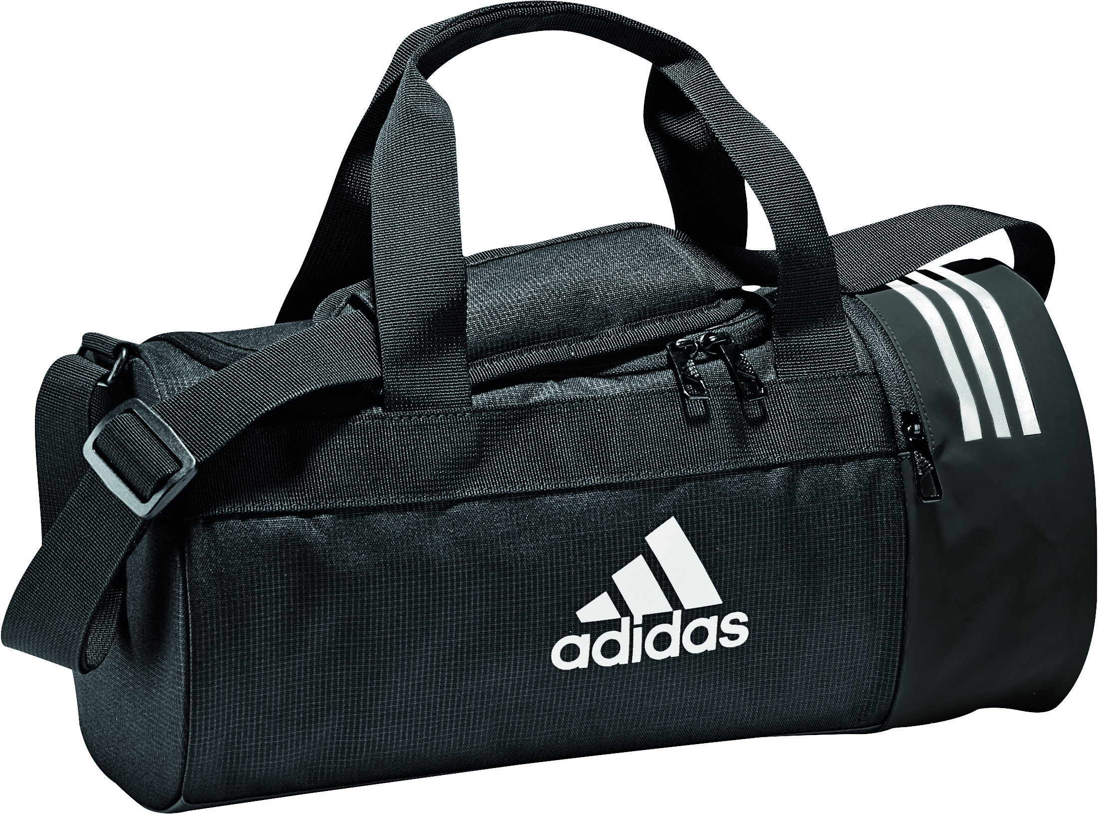 Image of Adidas Convertible 3-Stripes Duffel Bag XS Grösse Einmalige Grösse Damen